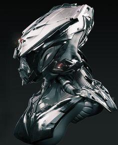 concept robots: Robot by David Lesperance: