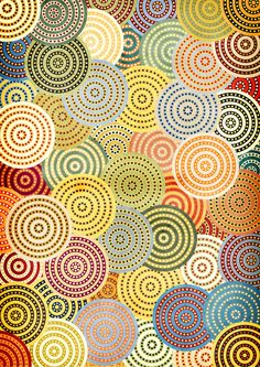 Pattern Design - Circular pattern by Danny Ivan - CoDesign Magazine Circular Pattern, Surface Pattern, Pattern Art, Surface Design, Pattern Design, Motifs Textiles, Textile Patterns, Textile Design, Fabric Design
