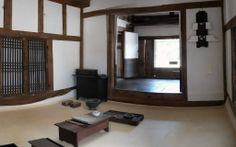Inside a Traditional Korean House