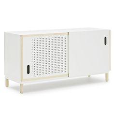 Normann Copenhagen - Kabino Sideboard, weiß, Einzelabbildung