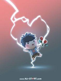 HJ-Story :: Lightning   Tapastic Comics - image 1