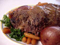 Crock Pot Roast Beef Recipe - Food.com