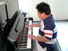 The entertainer, musical genius amazing piano talent kid
