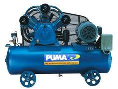 Giá Máy nén khí piston Máy nén khí Puma PK-1090 (1HP) Hãng sản xuất: PUMA / Loại máy: Piston 1 cấp / Công suất (kW): 0.75 / Áp lực làm việc (kg/cm2): 8 Xem thêm chi tiết: http://maynenkhipuma.vn/chi-tiet-san-pham/392/may-nen-khi-puma-1hp-pk1090.html