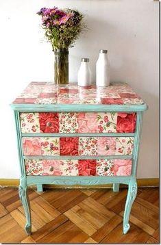 Depósito Santa Mariah: Restaurando os seus móveis!