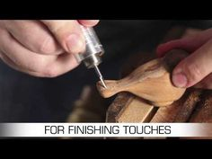 Use your new Dremel FortiFlex Heavy Duty FlexShaft for woodcarving, material removal, and adding the finishing touches to your project. Dremel Fortiflex, Dremel Bits, Dremel Wood Carving, Diy Woodworking, Woodworking Projects Plans, Dremel Projects, Dremel Ideas, Wood Tattoo, Wood Carving Patterns