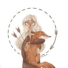 A moon witch 🌙 Children's Book Illustration, Book Illustrations, Art Challenge, Pics Art, Art Day, Art Inspo, Illustrators, Book Art, Concept Art