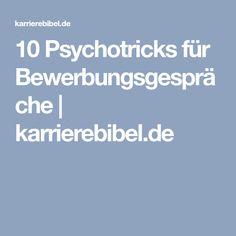 erfolgreich bewerben mit 10 psychotricks punkten - Bewerbung Wiedereinstieg