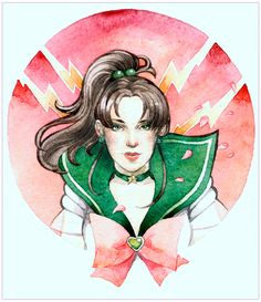 - Sailor Jupiter - by Losenko.deviantart.com on @deviantART
