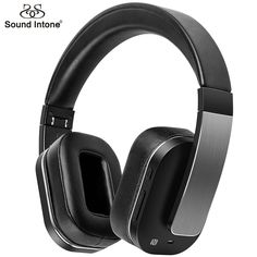 Sound Intone Noise Reduction Wireless Bluetooth Headphones F9 with Case and Microphone Support NFC Connection for xiaomi for PC #Affiliate