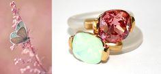 Twinsateliernorge Gemstone Rings, Trends, Gemstones, Jewelry, Jewlery, Gems, Bijoux, Jewerly, Jewelry Rings
