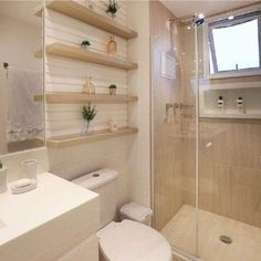 Banheiro clean e lindo by Amei❣ {HI} Sna House, House Bathroom, Bathroom Interior Design, Interior, Home, House Interior, Bathroom Design Small, Home Interior Design, Bathroom Design Luxury