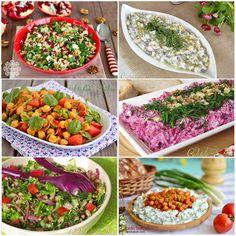 Hem doyurucu, hem sağlıklı diyet salatalarımızdan sizler için derledim. Her biri ekmeksiz yenebilir ve her biri bir öğün savabilir. NARLI BULGUR SALATASI Yoğurtlu Yeşil Mercimek Salatası Semizotlu ...