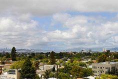 Rockridge, Oakland.