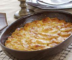 Golden Russet Potato Gratin Recipe
