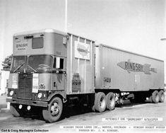 classic us trucks Big Rig Trucks, Semi Trucks, Old Trucks, Mack Trucks, Custom Big Rigs, Cab Over, Vintage Trucks, Antique Trucks, Peterbilt Trucks