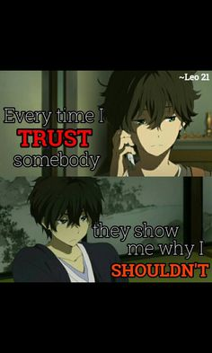 Hahahahahaahahah so dont blame me why i treat u like a trash coz ur really a tra. - Hahahahahaahahah so dont blame me why i treat u like a trash coz ur really a tra… – - Sad Anime Quotes, Manga Quotes, Mood Quotes, True Quotes, Funny Quotes, Meaningful Quotes, Inspirational Quotes, Tokyo Ghoul Quotes, Savage Quotes