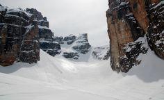 DOUBLE ZONE | BOCCHETTA DEI CAMOSCI | SNOWCAMPITALY| snowcamp.it
