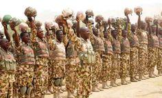 Dead Bodies of 18 Nigerian Soldiers 30 Others Killed by Boko Haram Arrive Maiduguri