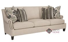 Martin Sofa with Down-Blend Cushions by Bernhardt in 2823-020 at Savvy Home. $1,839.00