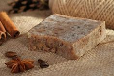 Scrub-soap-with-oatmeal-and-chocolate-Natural-handmade-cosmetic-Unusual-present