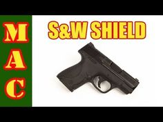 VIDEO of the S/W Shield 9mm by Smith and Wesson (S) is a new ultra-compact handgun.  The S Shield is a small, polymer single stack 9mm or .40 S pistol designed for concealed carry.  We take a look at the new S M Shield and discuss the pros and cons of this interesting new defensive handgun.    Raven Concealment Systems: http://www.ravenconcealmen...