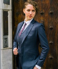 Jacket+pants+vest Womens Business Suits Plaid Wool Blended Female Office Uniform Formal Ladies 3 Piece Pant Suits Custom Made Meticulous Dyeing Processes Women's Clothing Suits & Sets