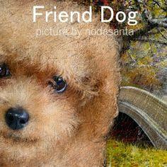 PCペイントで絵を描きました! Art picture by Seizi.N:   愛犬ティアモのお友達犬をお絵描きしました。 僕の描いた絵をYouTubeにアップしてます、良かったら見てください。 絵の描き方PCペイントアプリケーション使用  http://youtu.be/baMJ_kApAhU  Toquinho & Gilberto Gil - Tarde em Itapoã http://youtu.be/CLOqNeCps20