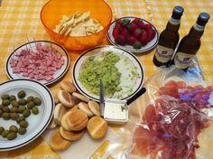 home made aperitivo