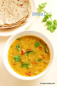 Ease your soul with food like dal tadka and chapati with all the goodness of protein rich lentils. Humble and comforting recipe to start your day.