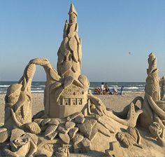 texas sandfest 2014   SandFest Sand Sculpture Festival   Port Aransas Texas Festivals