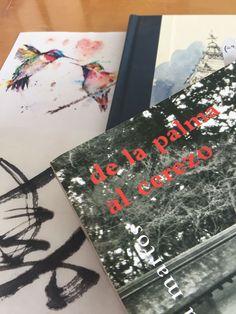 Poemas que viajan De la Palma al Cerezo. Ángel L. Montilla