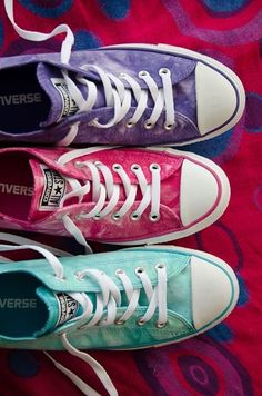 Always have loved Converse...not the best supportive shoe but always comfortable and super cute.