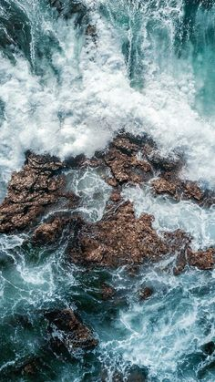 Amazing force of nature Aerial Photography, Landscape Photography, Nature Photography, Ocean Wallpaper, Nature Wallpaper, Ocean Backgrounds, Wallpaper Backgrounds, Ocean Waves, Nature Pictures