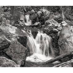 """Mountain Stream, Glenwood Canyon"""