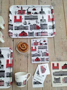Mitt Osly pattern for swedish DesignTorget in Norway by Emelie Ek design
