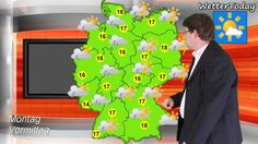 Wetterbericht Video