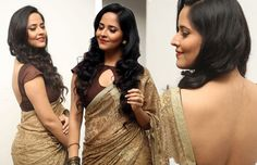 What an Expression by Telugu Anchor Anasuya.. follow us for more