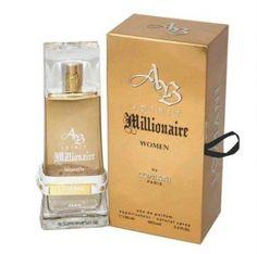 Perfume Millionaire Feminino By Lomany Paris 100 ml — DICORD