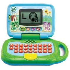 Kid's LeapFrog My Own Leaptop, Violet or Blue, on sale for $14.79!