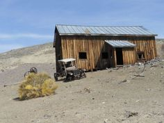 Amazing Abandoned Nevada 's Ghost Towns (19 pics)