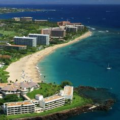 Kaanapali Beach - Maui, Hawaii