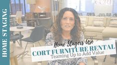 Home Staging Tips: Stage a Home with CORT Rental Furniture Buy Tools, Real Wood Floors, Home Staging Tips, Baby Food Jars, Real Estate Investing, Next At Home, Home Improvement Projects, Fun To Be One, Home Renovation