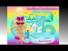 POOL PARTY COMPETITION - YouTube