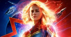 Before Marvel Studios' next big MCU, meet Carol Danvers, played by Brie Larson in the film, but evolved over time from Ms. Marvel to the hero we know today. What can Captain Marvel do? Who is Captain Marvel? Marvel Comics, Films Marvel, Marvel Movie Posters, Poster Marvel, Marvel Hela, Mcu Marvel, Thanos Marvel, Netflix Marvel, Marvel Games