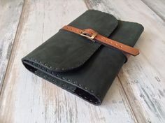 Refillable Genuine Leather Book Cover Handmade Notebook Journal Case  | Books, Accessories, Book Covers | eBay!