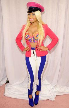 Nicki Minaj Nicki Minaj attends her Pink Friday fragrance launch at Macys NYC Pink Friday Roman Reloaded, Divas, Nicki Minaj Pictures, Barbie Princess, Black Barbie, Japanese Street Fashion, Lil Wayne, Work Looks, Black Girl Fashion