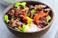 Korean Grilled Spicy Pork Daeji Bulgogi Recipe :: The Meatwave