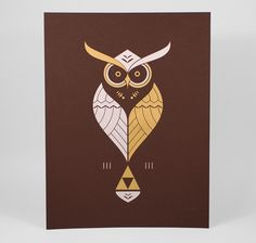 Iconic references to owls, possibly referring Kaepora Gaebora, are depicted in other adventures in the form of statues, architecture, and artistic decoration. A reverence to owls is a subtle, yet intrinsic, theme in the Legend of Zelda series.