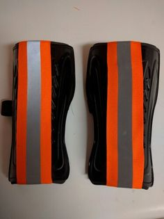 Shin guards for my Ghostbusters uniform